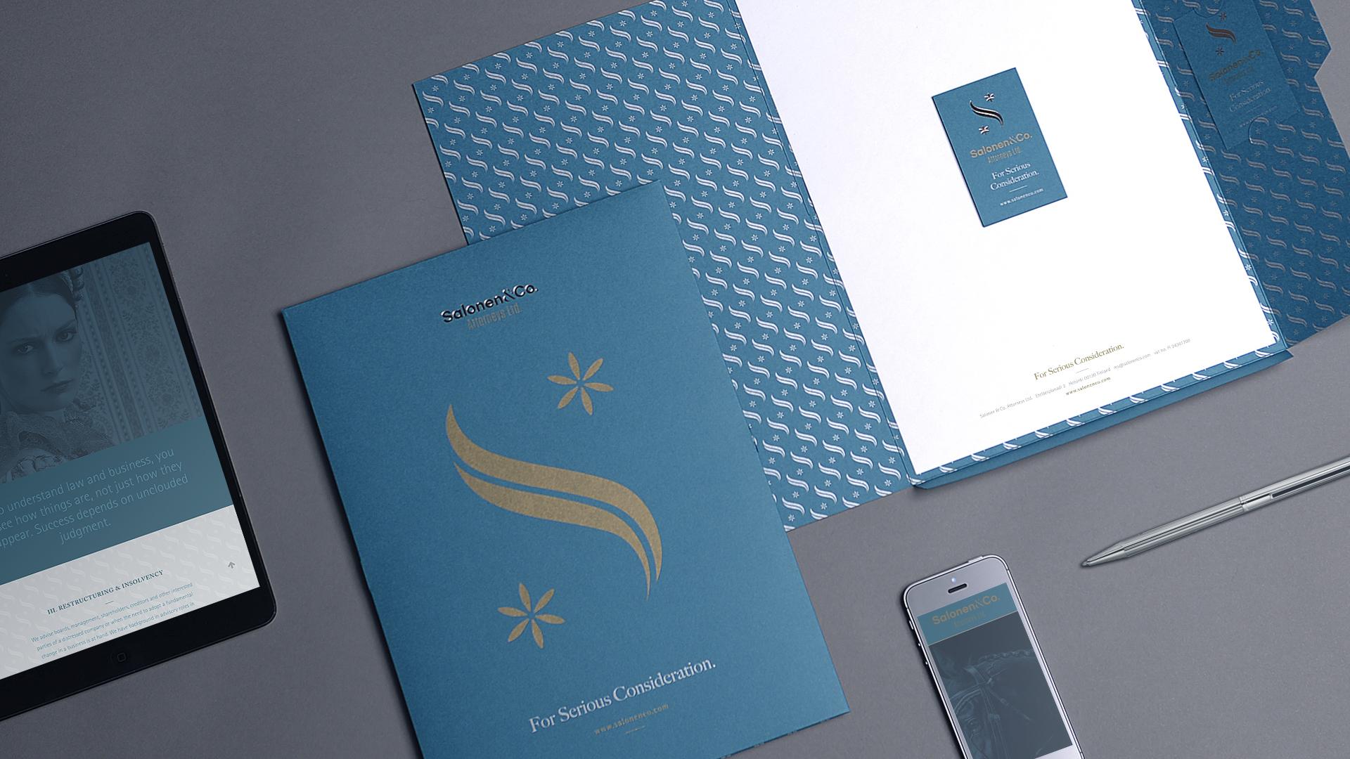 Salonen&Co_brand identity
